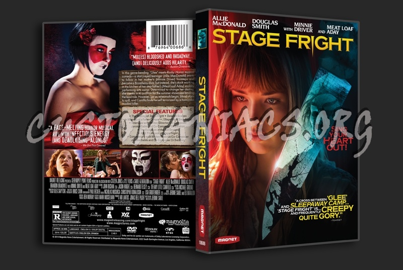 stage fright by louise abejero