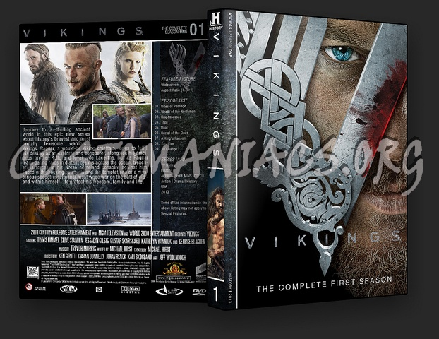 Season 1&2 dvd cover