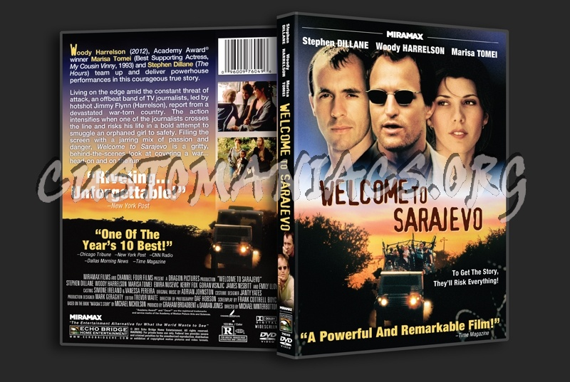 an analysis of the features of the movie welcome to sarajevo Darrel curtis back next character analysis daddy greaser at twenty, darry is the old man in the outsidershe's the oldest of the curtis brothers and, even though he's over the hill by greaser standards, is movie star gorgeous and, like his brothers, he's super smart and athletic.