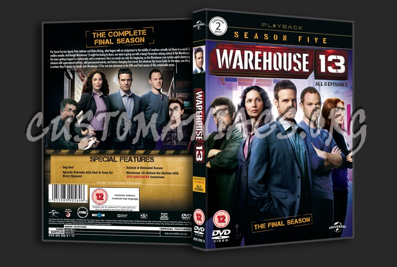 download warehouse 13 season 1
