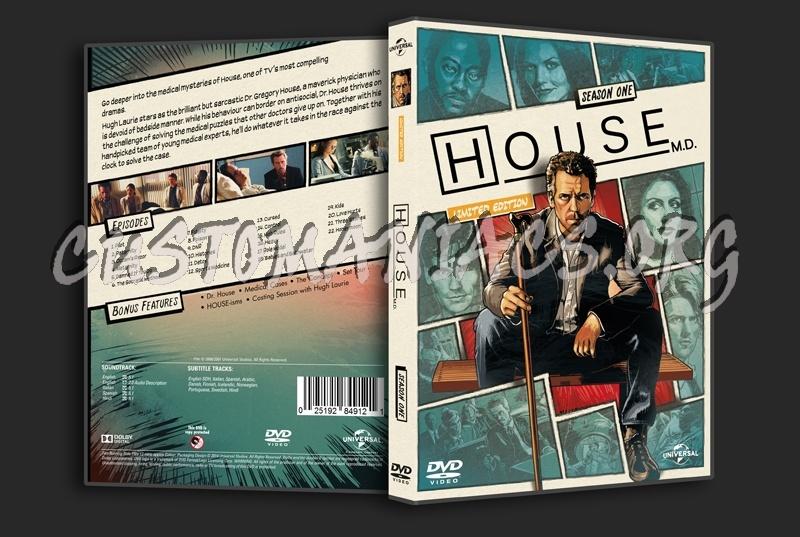 house md season 1 episode 1