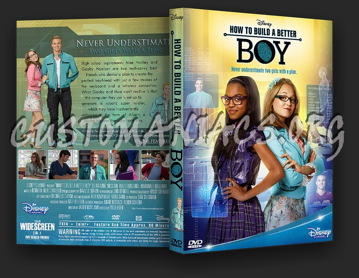 movies similar to how to build a better boy