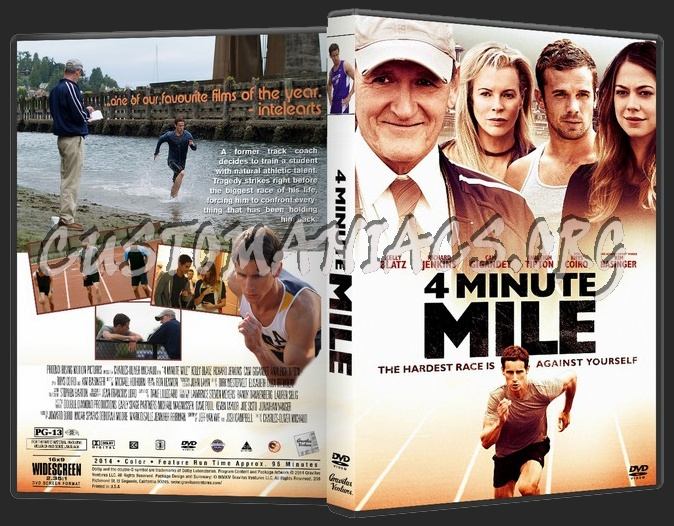 Mile Dvd 4 Minute Mile Dvd Cover