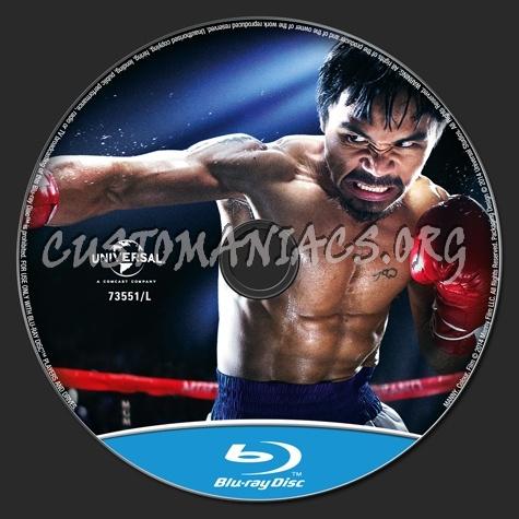 Manny blu-ray label
