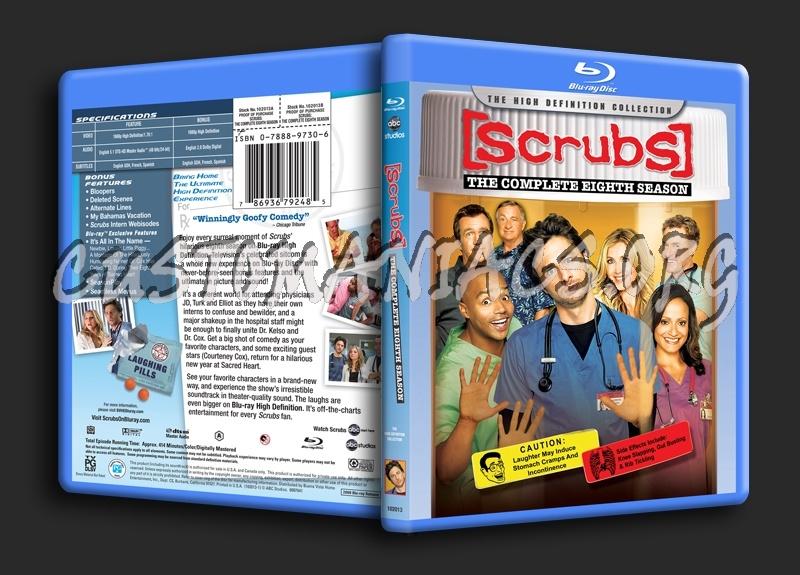 Scrubs season 8.
