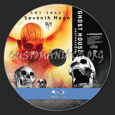 Seventh Moon blu-ray label