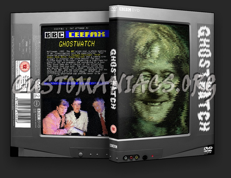 Ghostwatch dvd cover