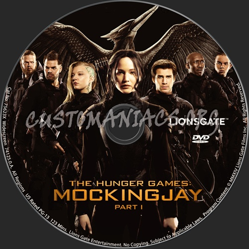 Hunger games mockingjay part 1 dvd release date in Perth