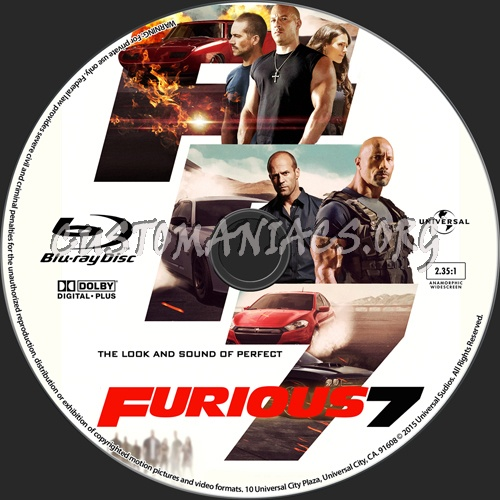 Fast and furious 7 release date dvd