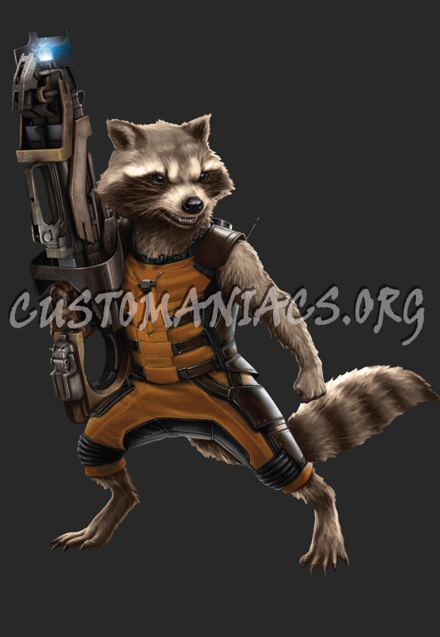 Guardians of the Galaxy Character 07