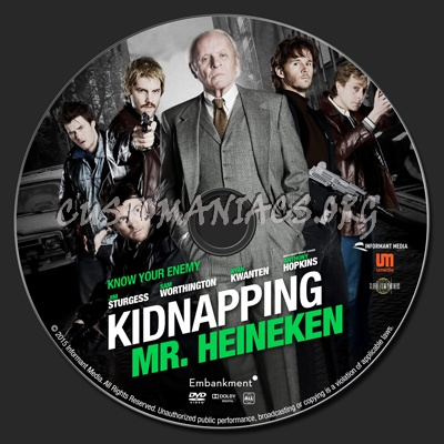 Kidnapping Mr Heineken (2015) - Watch Online Full
