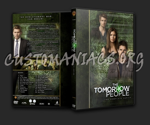 The Tomorrow People (2013) - TV Collection