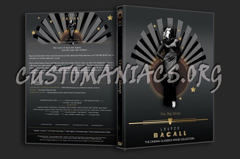 Cinema Gold dvd cover
