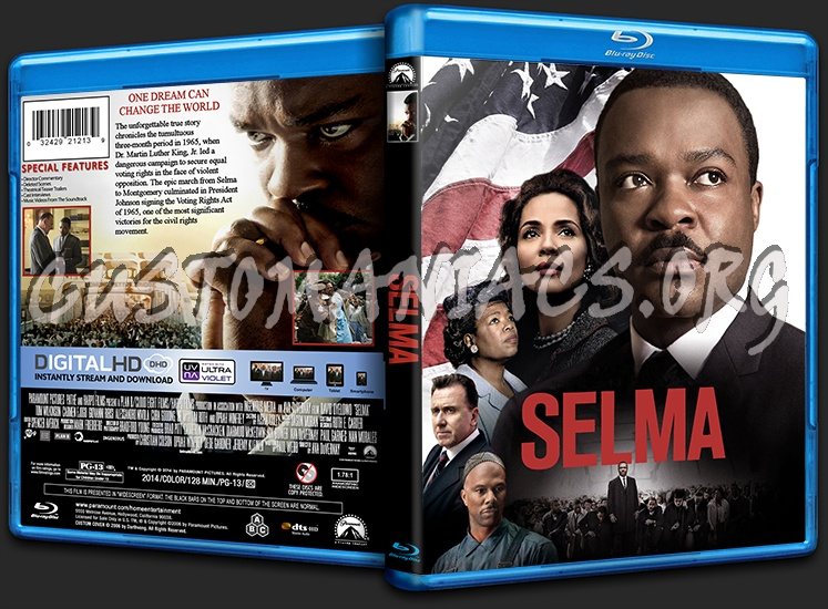 Quotes From The Movie Selma: DVD Covers & Labels By Customaniacs