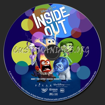 inside out dvd label dvd covers labels by customaniacs id 225283 free download highres dvd. Black Bedroom Furniture Sets. Home Design Ideas