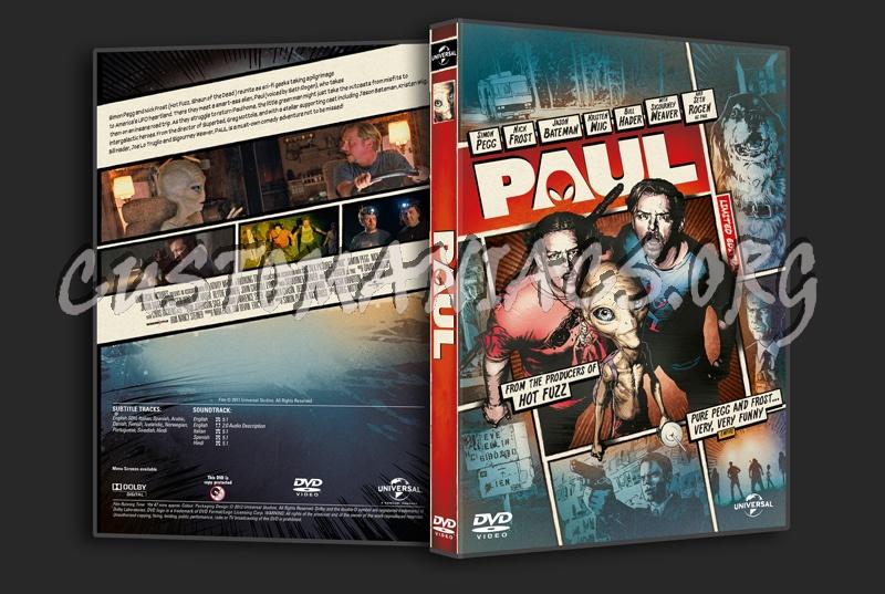 Paul dvd cover