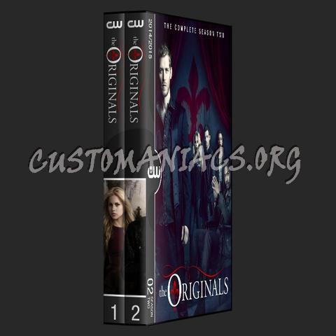 The Originals dvd cover