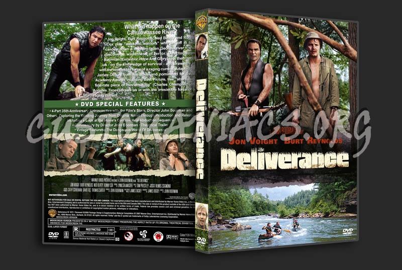 Deliverance dvd cover