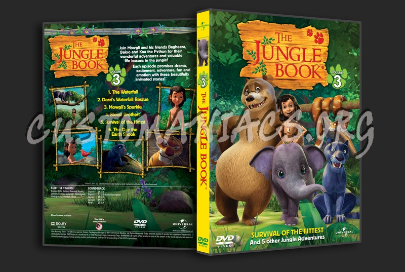 the jungle book ebook free download