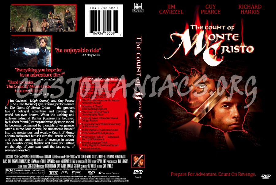 eyes of revenge the count of monte The latest japanese drama the count of monte-cristo: great revenge, based on the 1844 french novel le comte de monte-cristo by alexandre dumas this resulted in him being imprisoned, but after 15 years he returned and became a different figure dorama the great of monte-cristo: great.