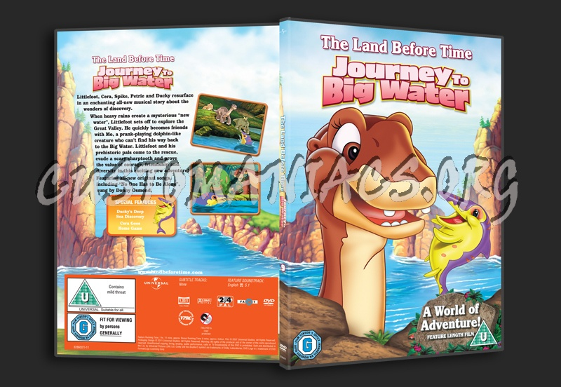 The Land Before Time 09 Journey To Big Water