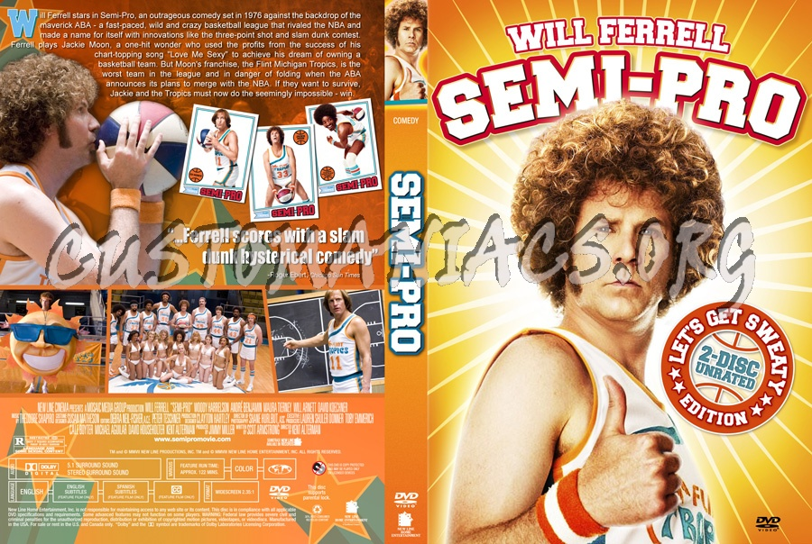 Semi-Pro cstm (2-disc) dvd cover