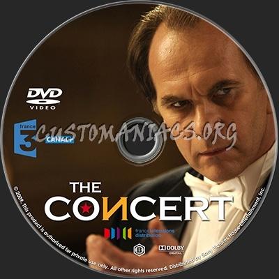 Le concert dvd label