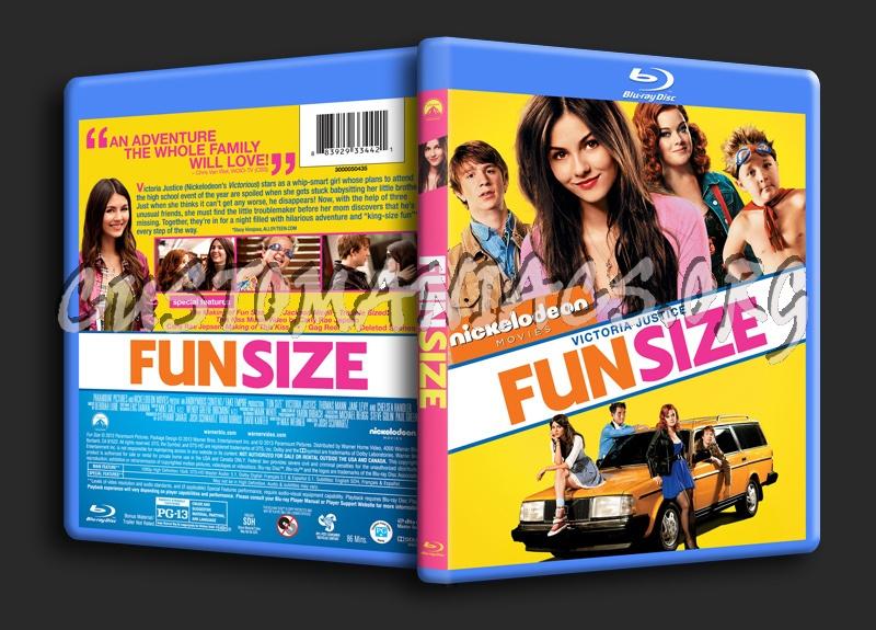 Fun  Size blu-ray cover