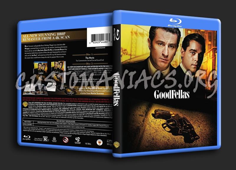 Goodfellas blu-ray cover