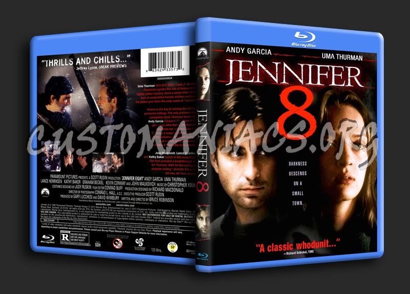 Jennifer 8 blu-ray cover