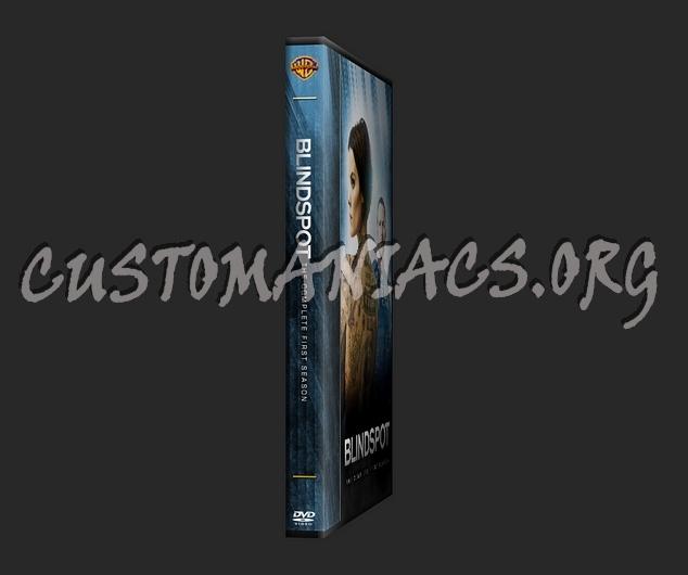 Blindspot - TV Collection dvd cover