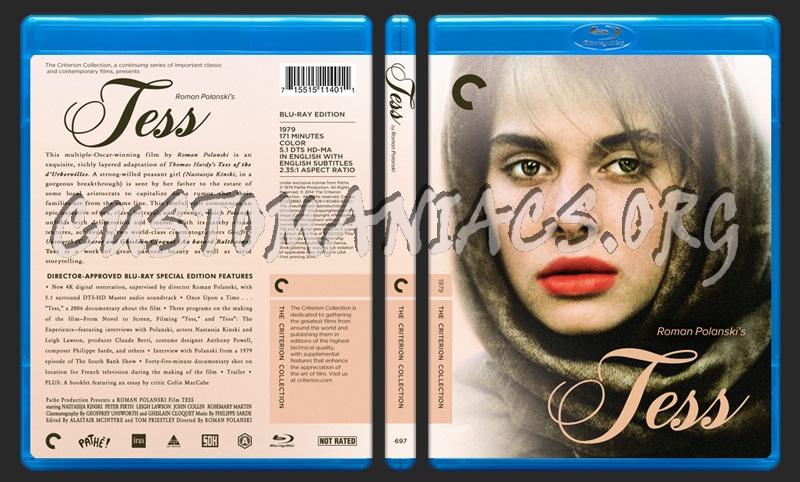 697 - Tess blu-ray cover