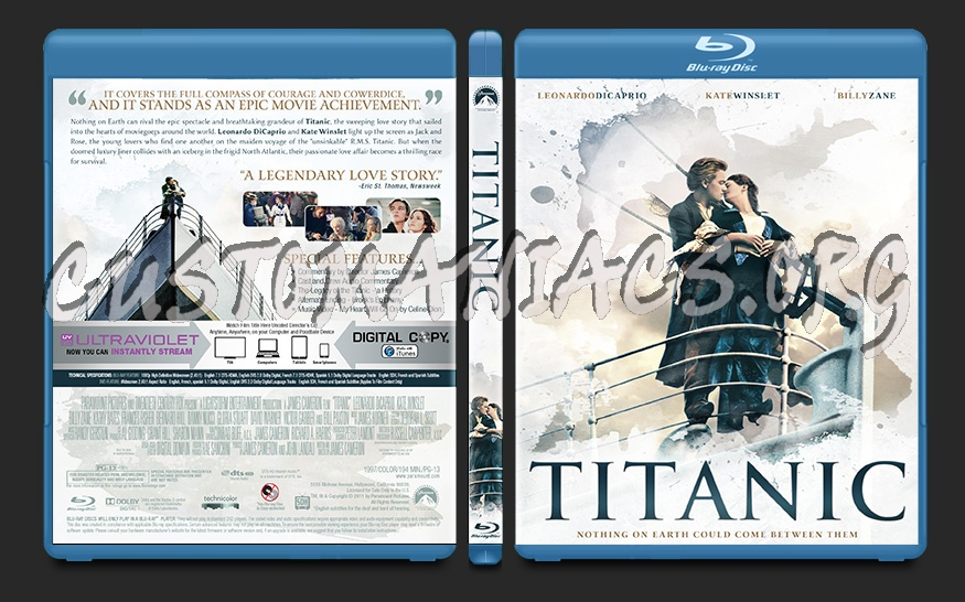 Titanic compact disc paramount pictures film 0 jack dawson png.