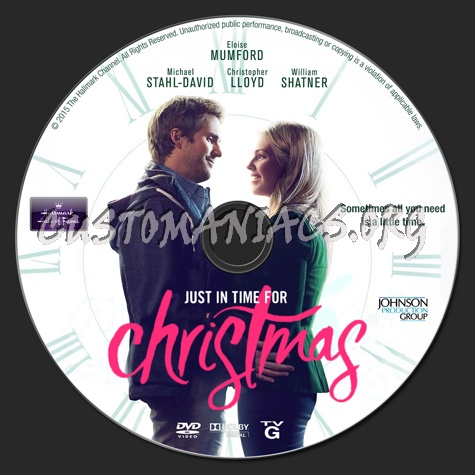 Just In Time For Christmas.Just In Time For Christmas Dvd Label Dvd Covers Labels