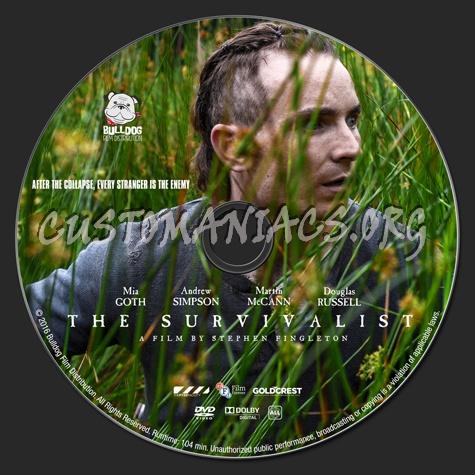 The survivalist dvd cover vaterfreuden