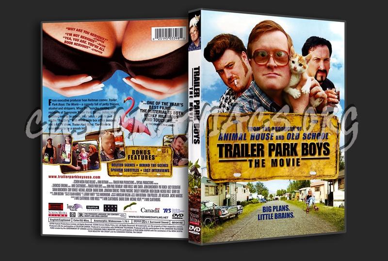 Trailer Park Boys: The Movie dvd cover