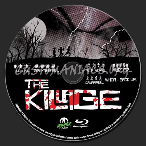 The Killage blu-ray label