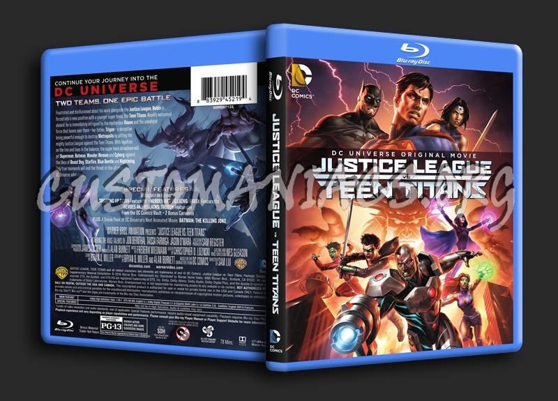justice league vs teen titans full movie download