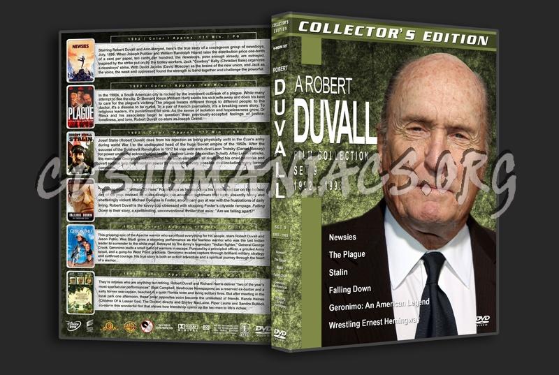 Robert Duvall Film Collection Set 9 1992 1993 Dvd