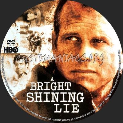 A Bright Shining Lie dvd label