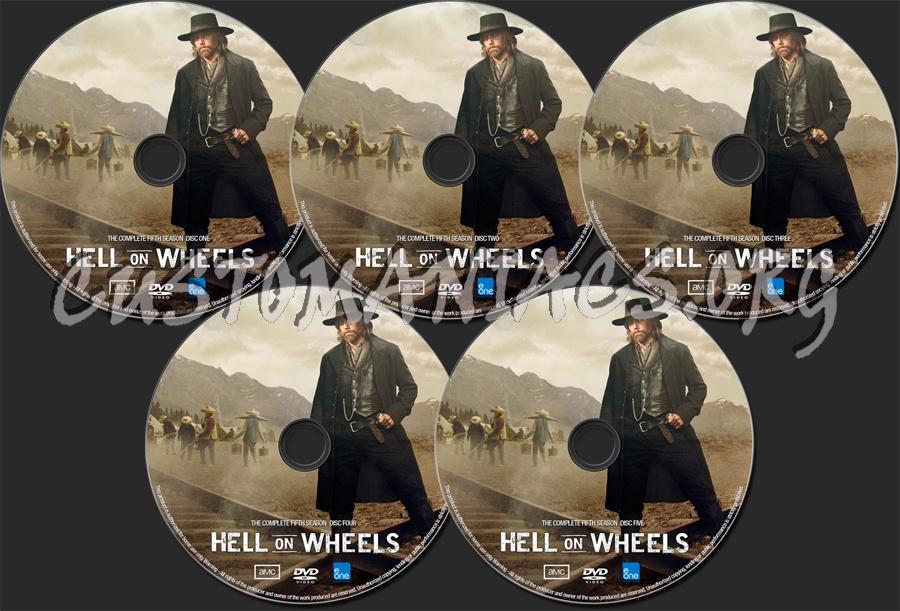 download hell on wheels season 5