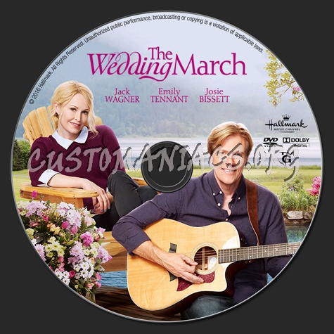 The Wedding March Dvd Label