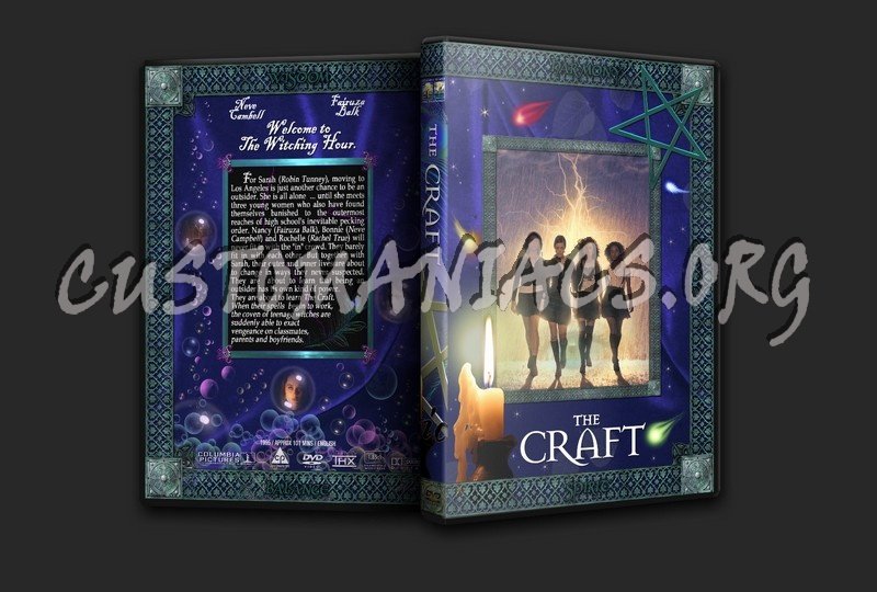 The Craft dvd cover