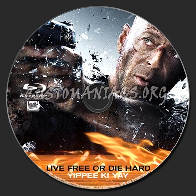 Live Free or Die Hard (Comparison: PG-13 Theatrical ...