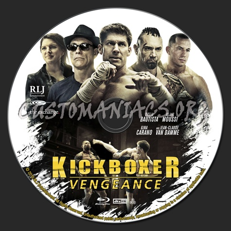 kickboxer vengeance blu ray label dvd covers labels by customaniacs id 240158 free. Black Bedroom Furniture Sets. Home Design Ideas