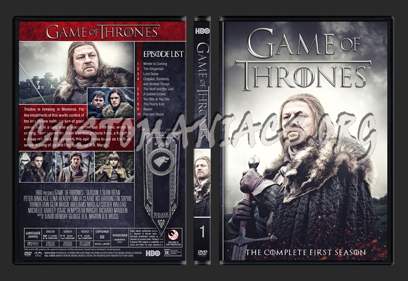 DVD Covers & Labels