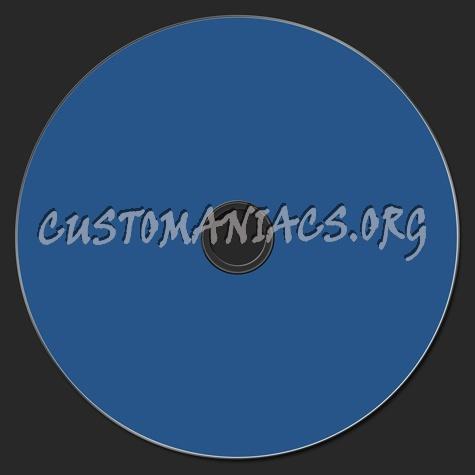 Customaniacs Standard Label Template dvd label