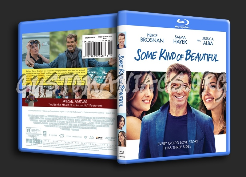 Some Kind Of Beautiful blu-ray cover