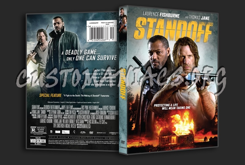 Standoff dvd cover