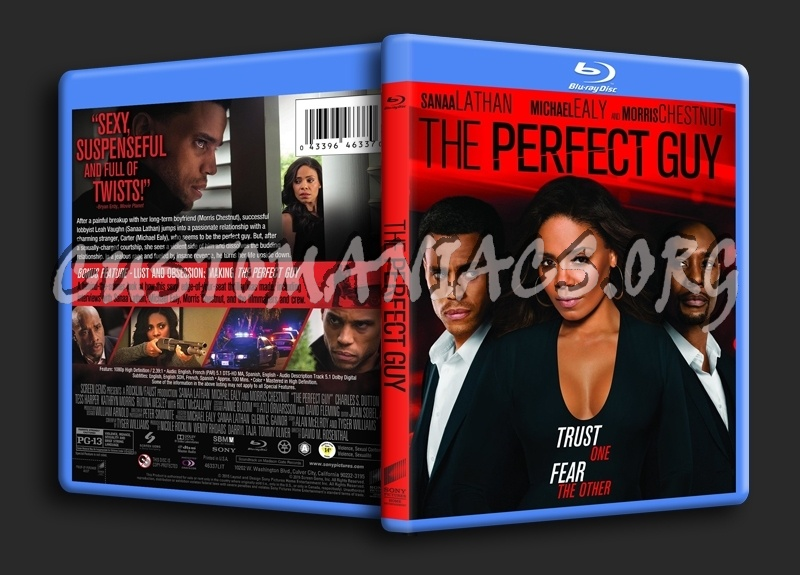 The Perfect Guy blu-ray cover